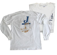 J24 Sailplan Long Sleeve Tee