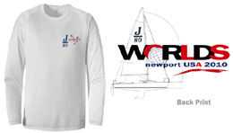 J80 Worlds Regatta LS Tee