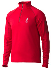 J Layer 1/2 Zip Top