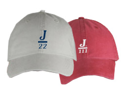 J Fitted Cap