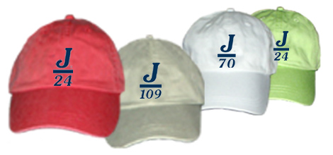 J Washed Cap