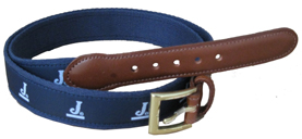 J Saddle Tab Belt