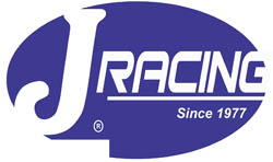 J Racing Decal